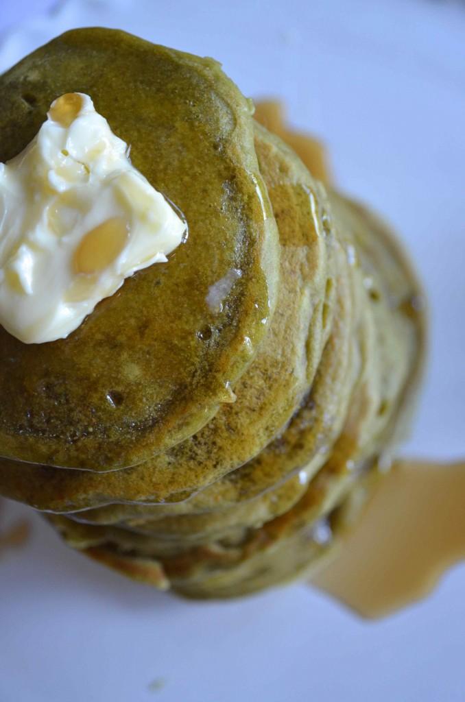 matcha pancake 4