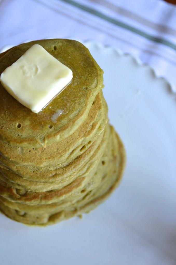 matcha pancake 6