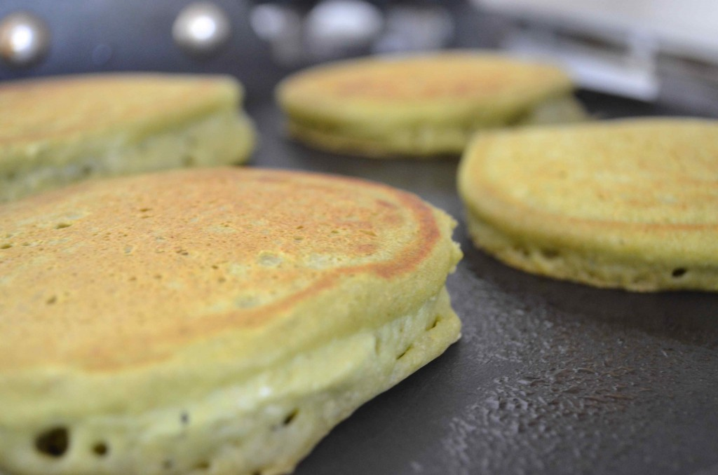 matcha pancake 7