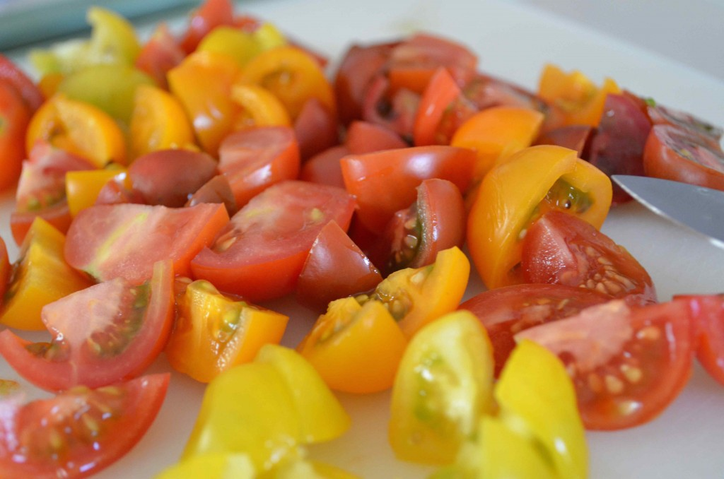 tomato and beans 12
