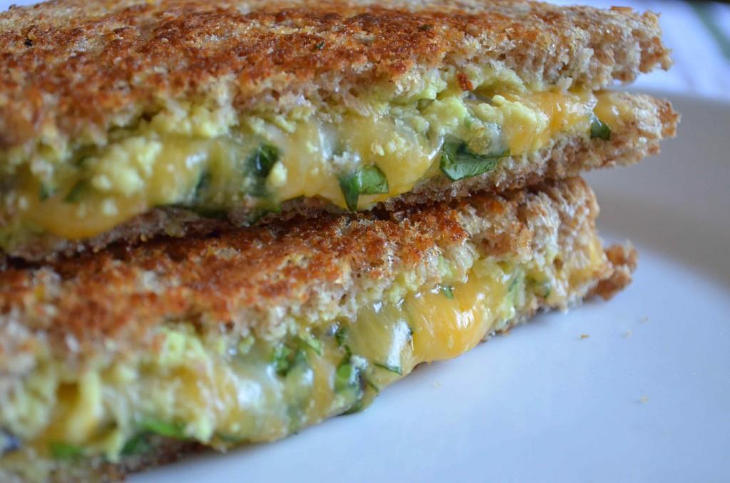 avocado cheese 5