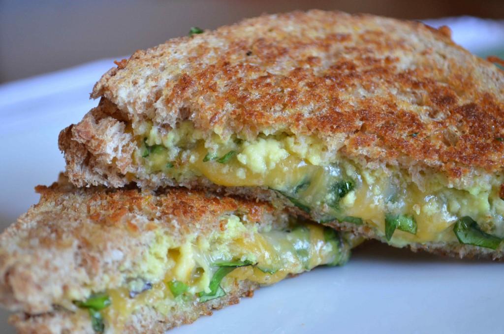 avocado cheese