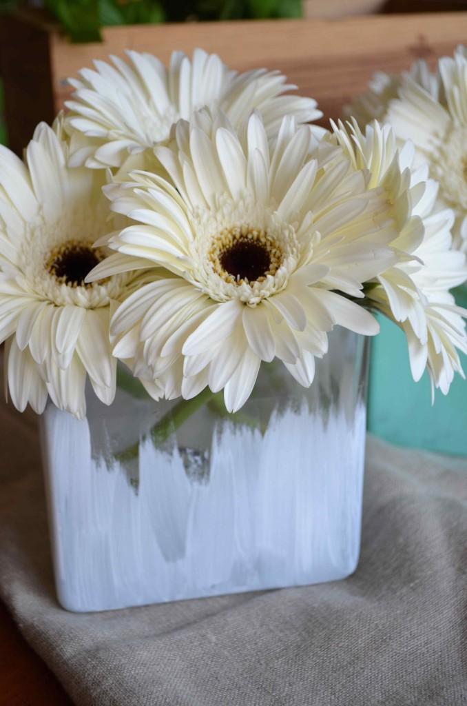 brushed vase 10