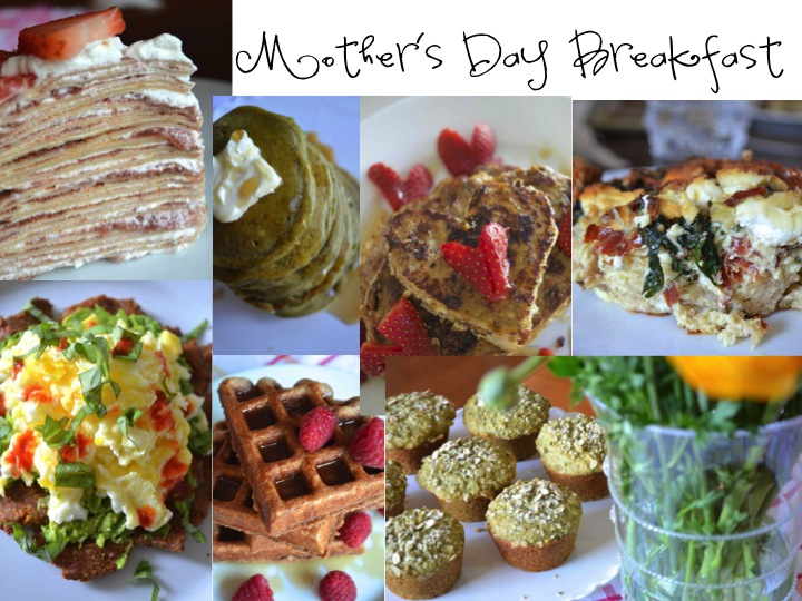 Mother's Day Breakfast Ideas Maria Provenzano