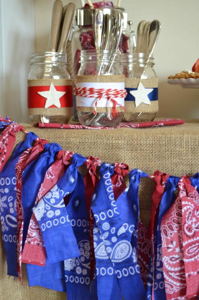 bandana banner