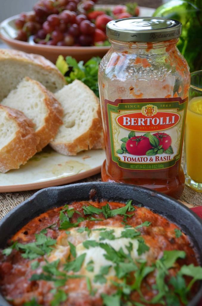 bertolli breakfast maria provenzano