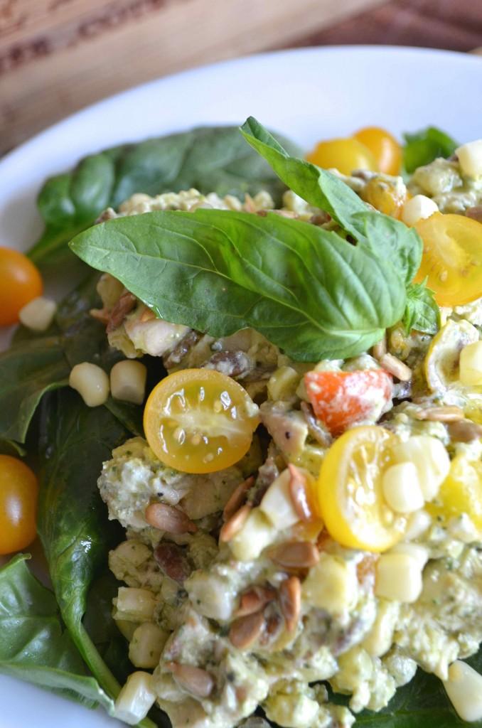 chicken salad 10