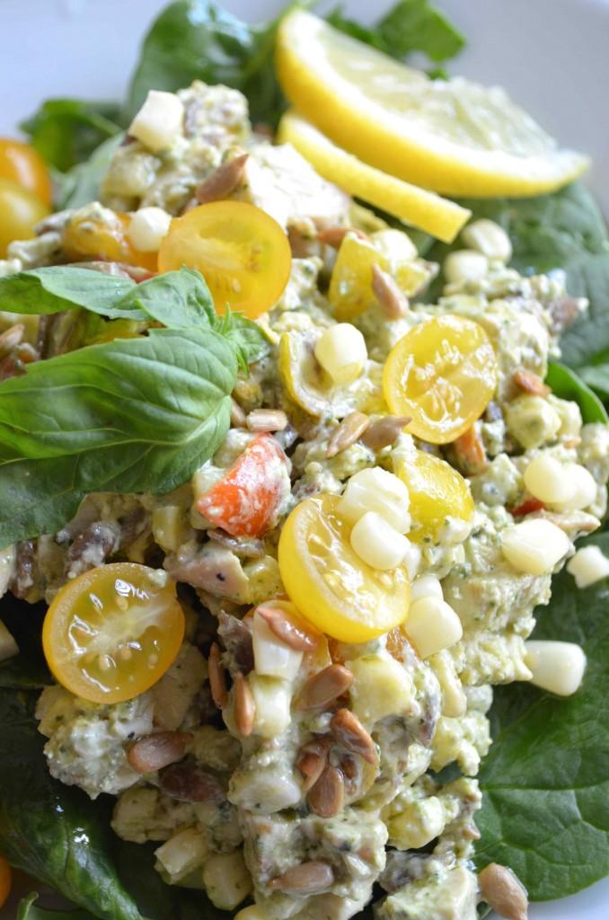 chicken salad maria provenzano