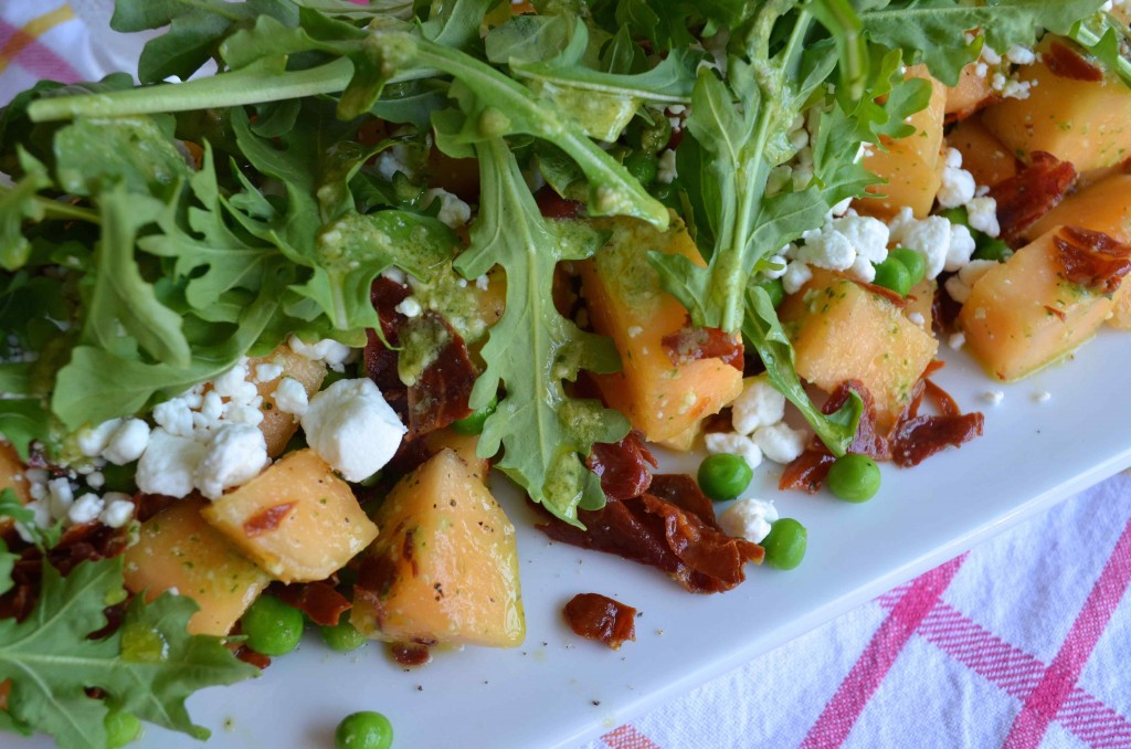 melon salad maria provenzano chelsea krost