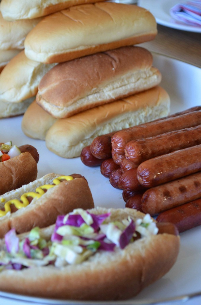 4th hot dogs