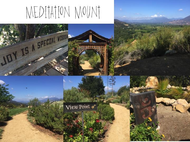 meditation mount maria provenzano