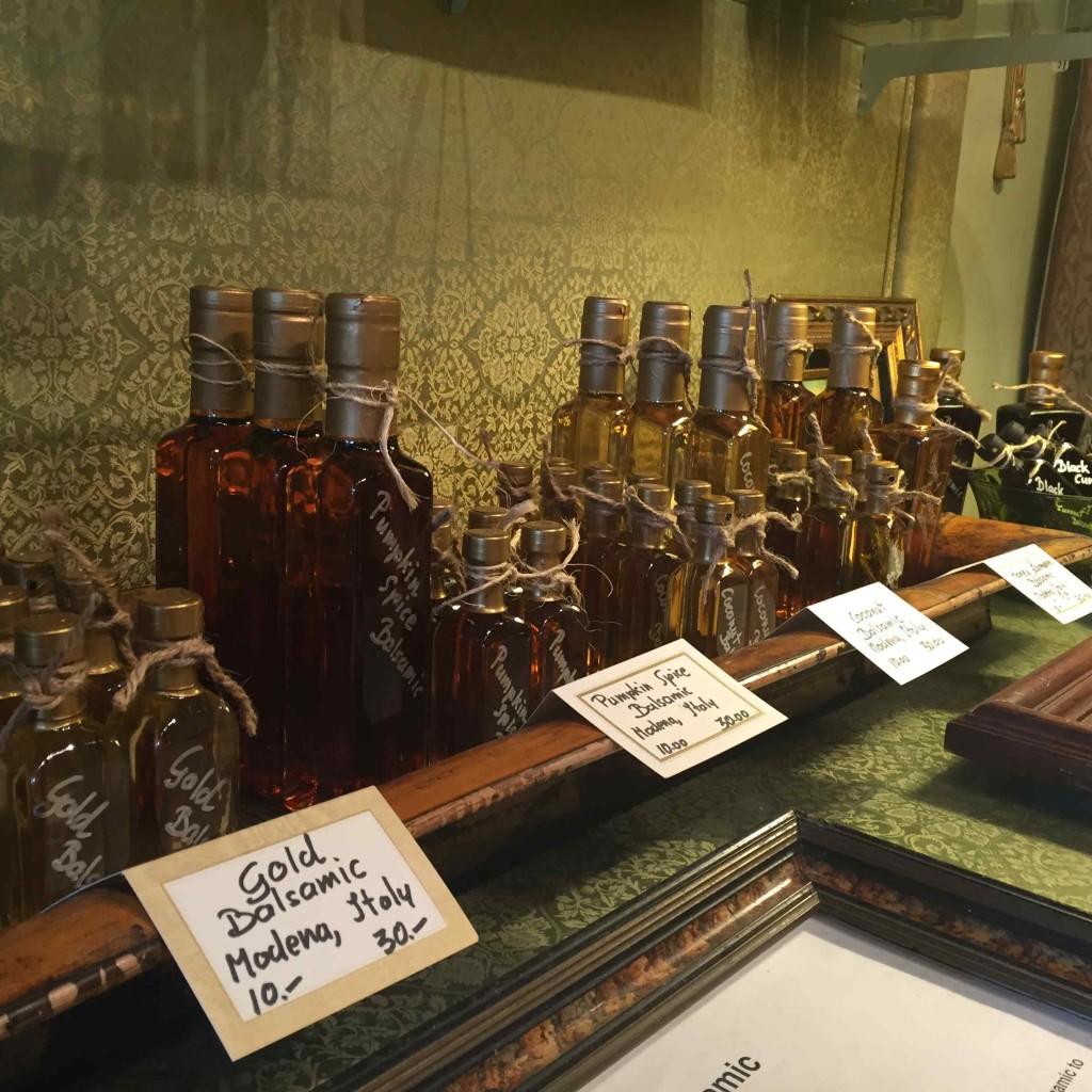 ojai olive oil tasting