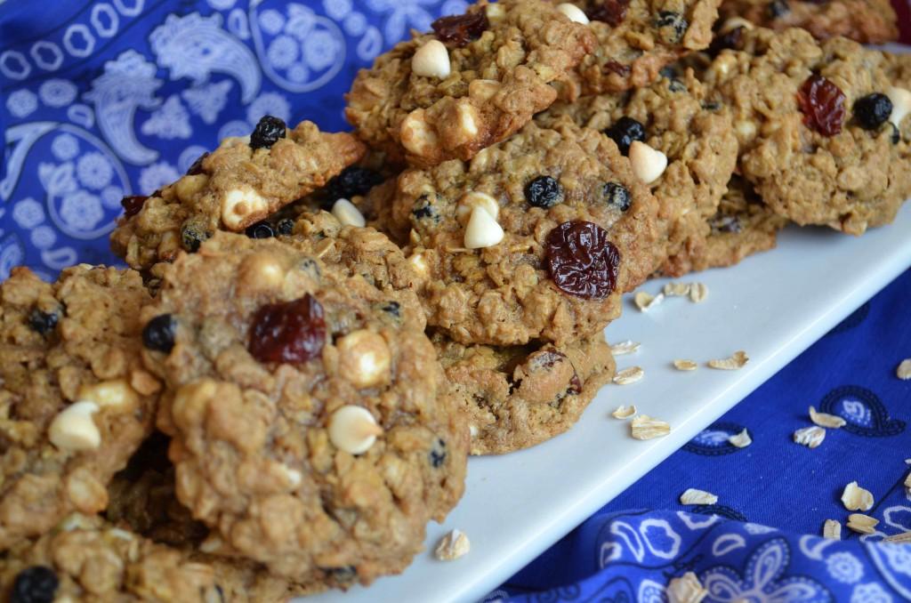rwb oatmeal cookies