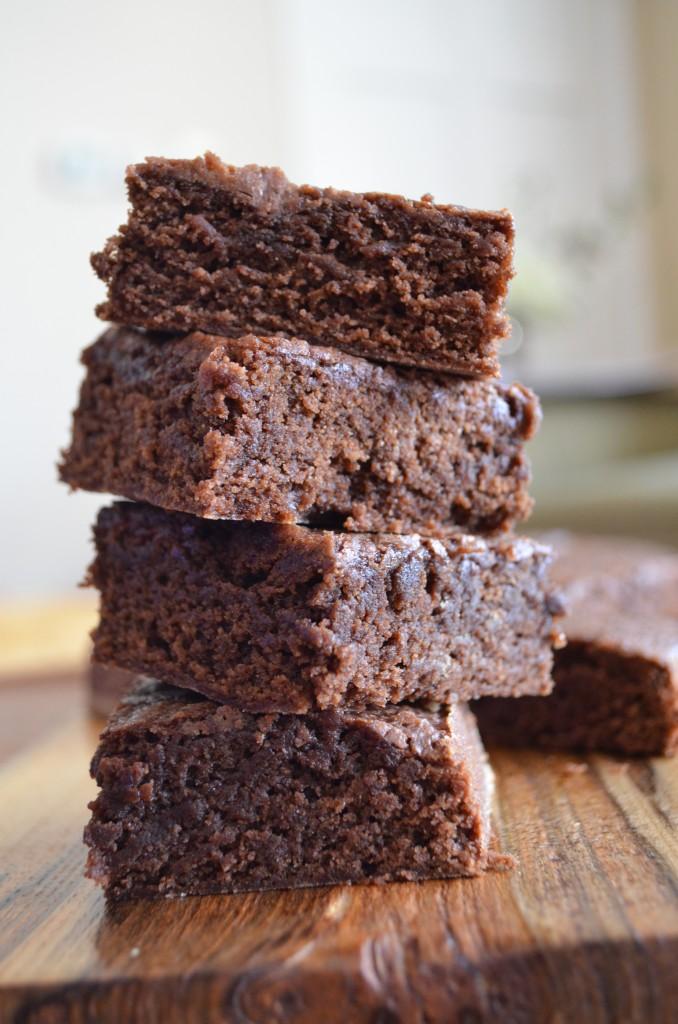 Maria Provenzano basic brownie