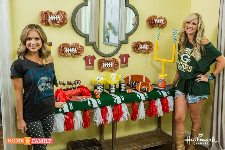 from scratch with maria provenzano on hallmark's home and family