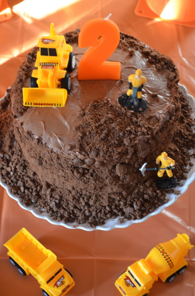 construction theme birthday party from scratch with maria provenzano