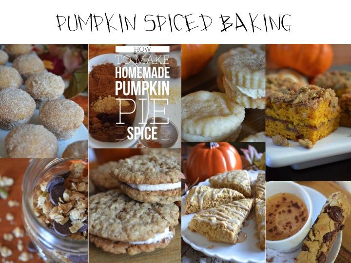 maria provenzano pumpkin pie spice baking