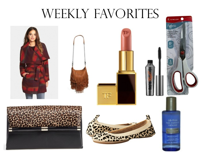 weekly favorites leopard and tribal