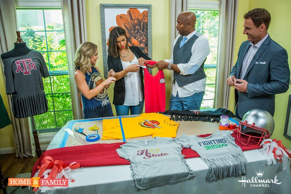 maria provenzano home and family on the hallmark channel