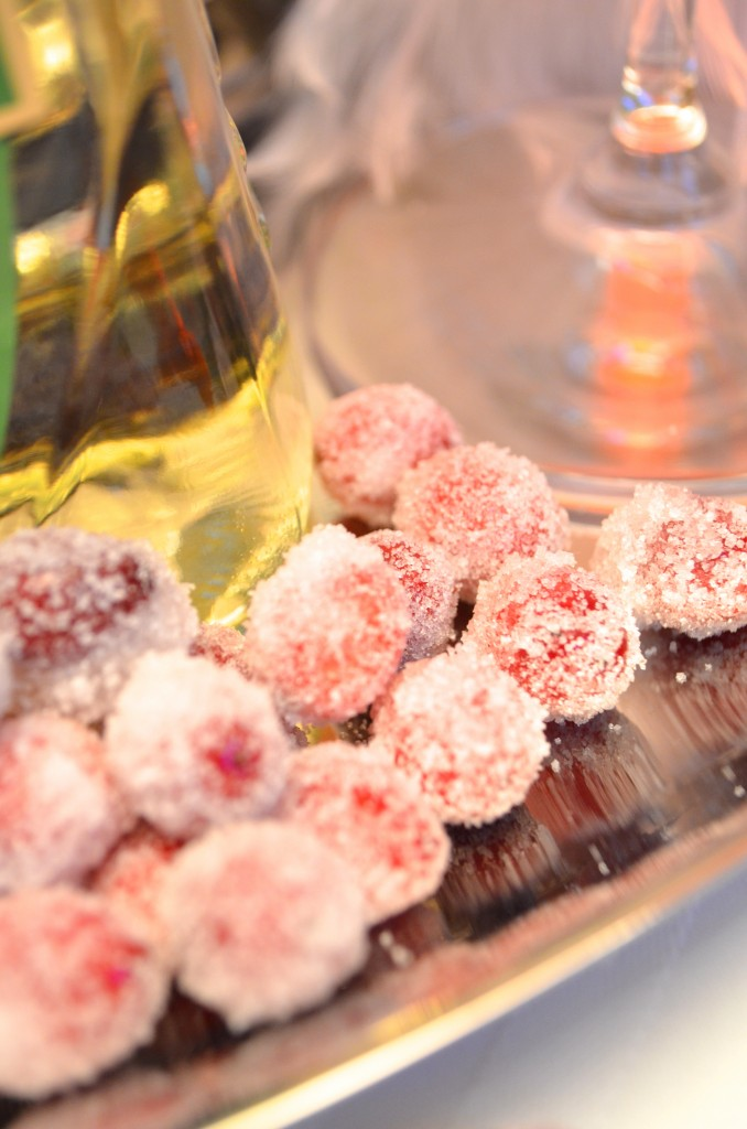 How to make Sugared Cranberries From Scratch With Maria Provenzano