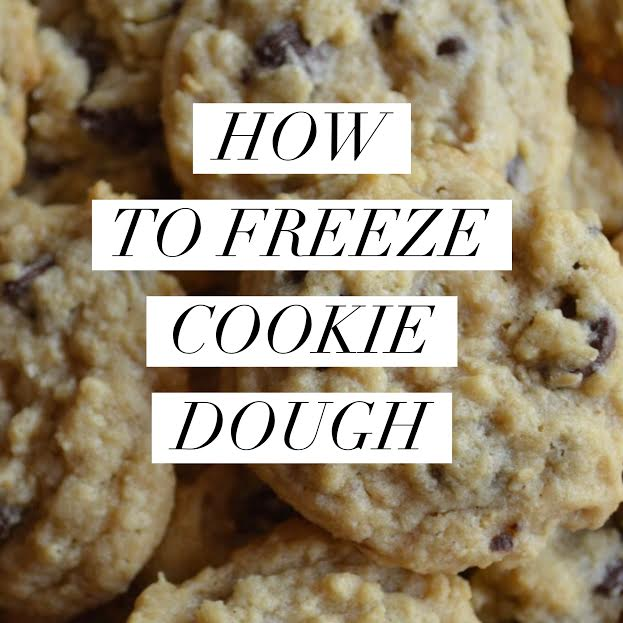 how to freeze cookie dough from scratch with maria provenzano click for tutorial