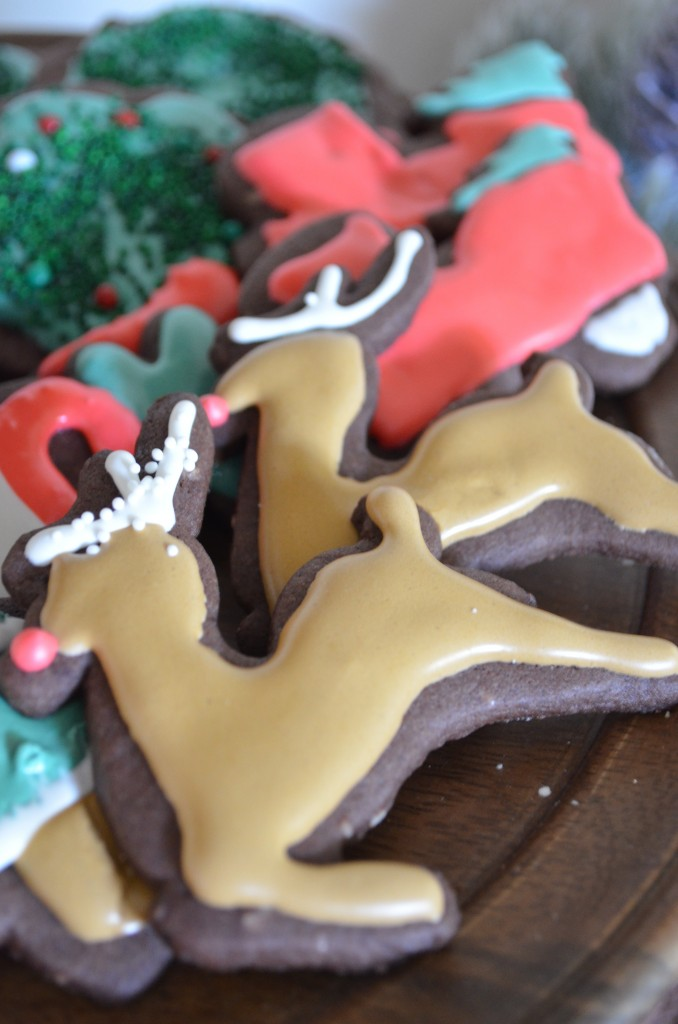 gingerbread cookies from scratch with maria provenzano