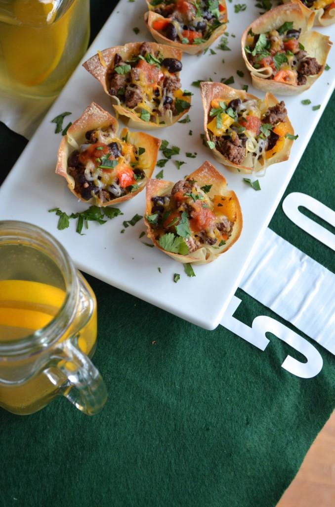 Easy Mini Tacos