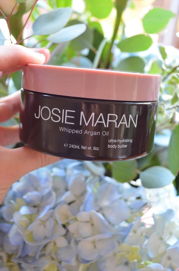 Weekly Favorite + Josie Maran GIVEAWAY!!!