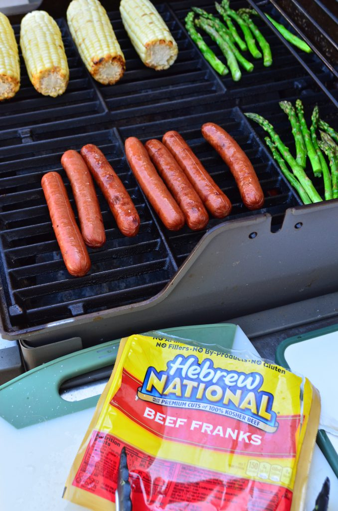 Time for Grilling Season with Hebrew National