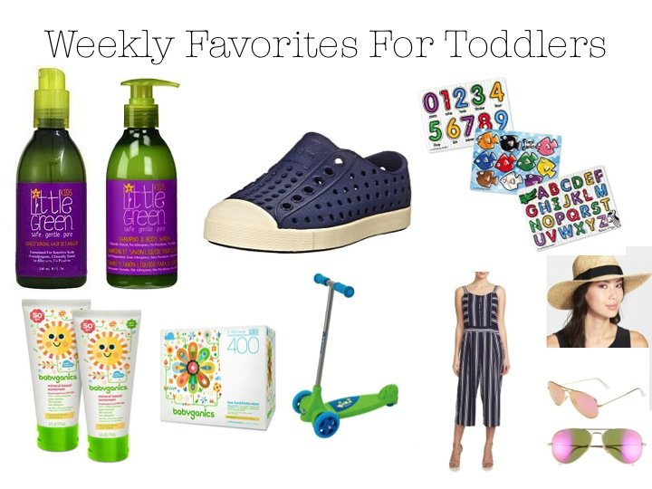 Weekly Favorites For Toddlers