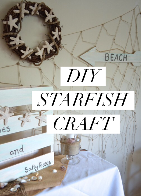 DIY Starfish Craft