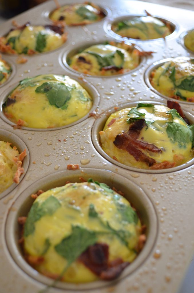 The Great American Cook In! Meal Prep with Egg and Hash Brown Cups