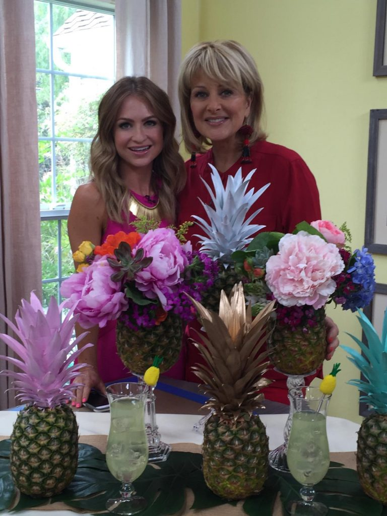 Maria Provenzano Hallmark Channel Home and Family DIY and lifestyle expert