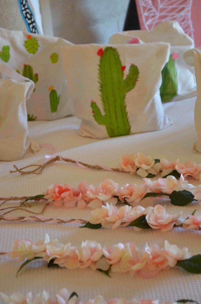 DIY Floral Headbands