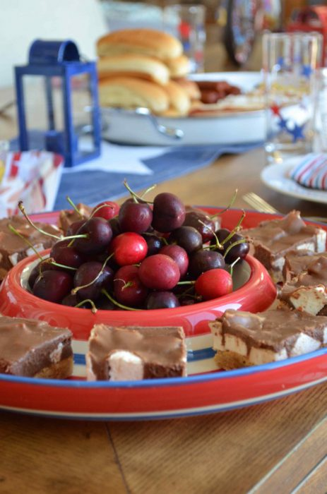 Michigan cherries From Scratch with maria provenzano