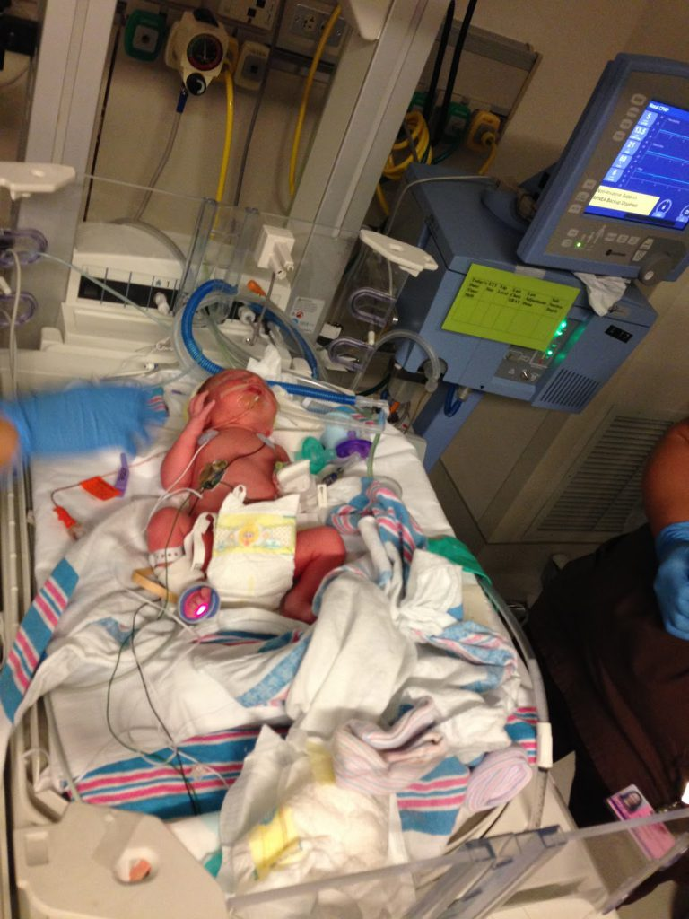 World Prematurity Day with March of Dimes From Scratch With Maria Provenzano