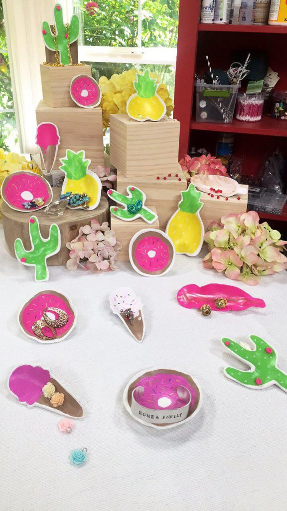 DIY Cookie Cutter Jewelry Dishes