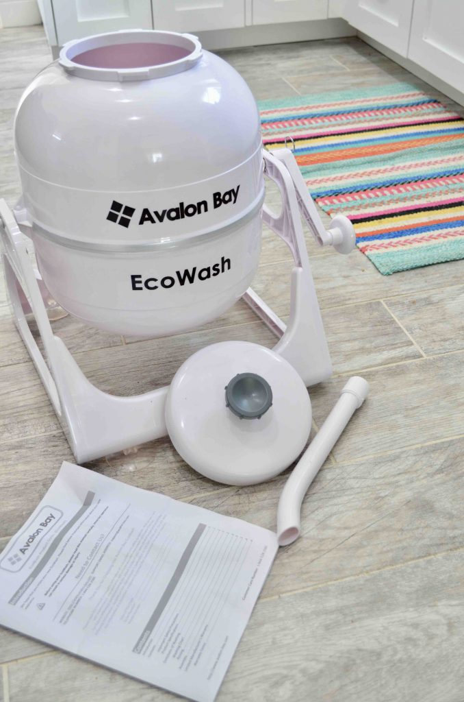 Avalon Bay EcoWash Portable Washer
