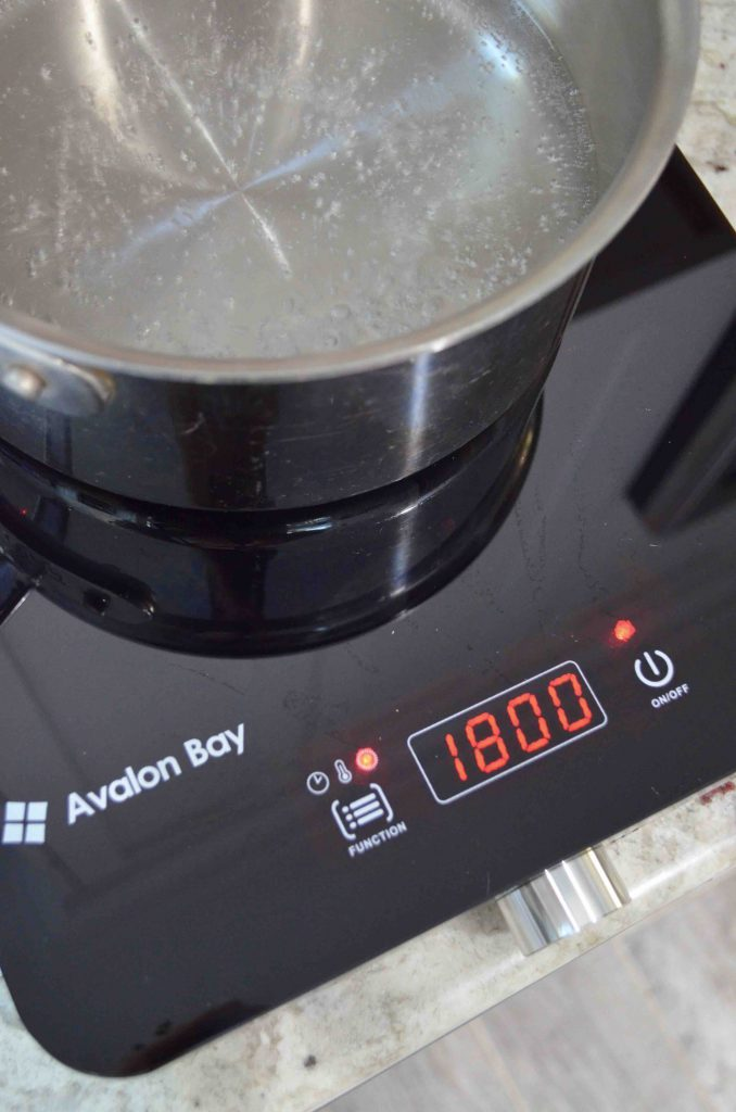 Induction Cooktop by Avalon Bay
