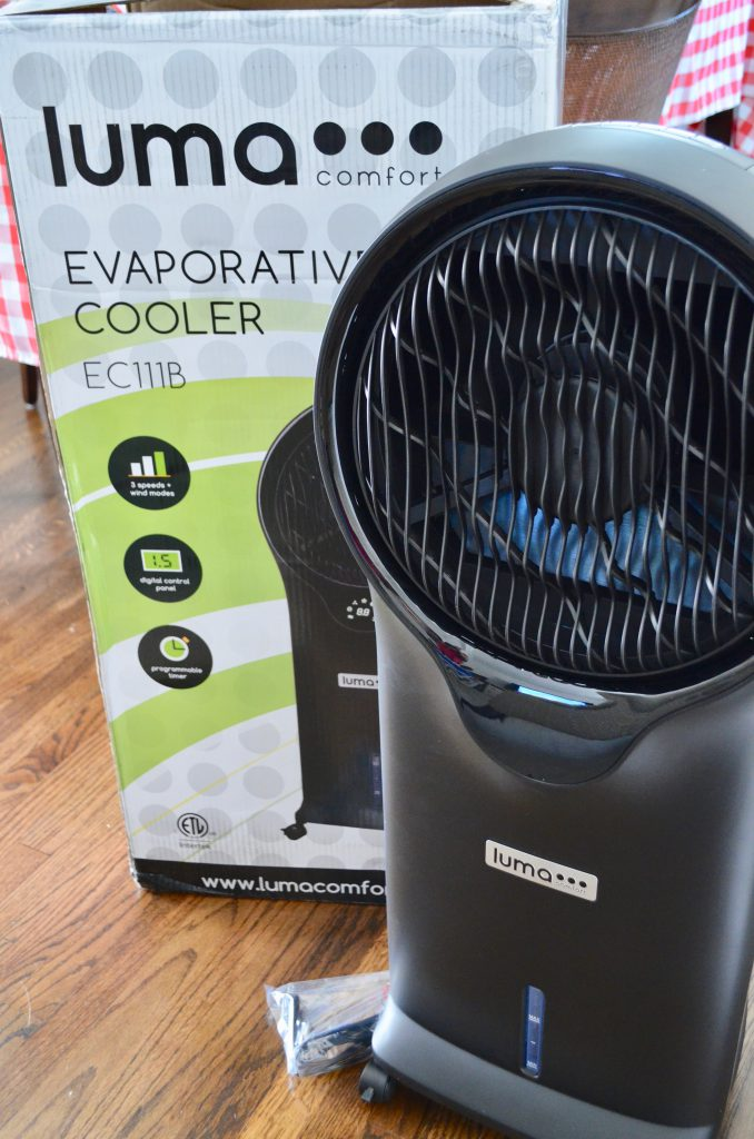 Evaporative Cooler by Luma Comfort Review