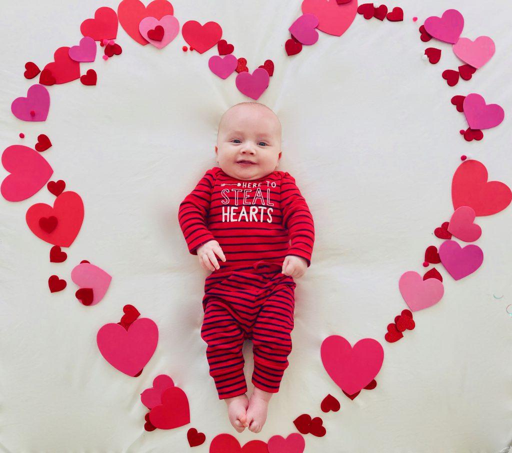 Valentine's Day DIY Photo Ideas