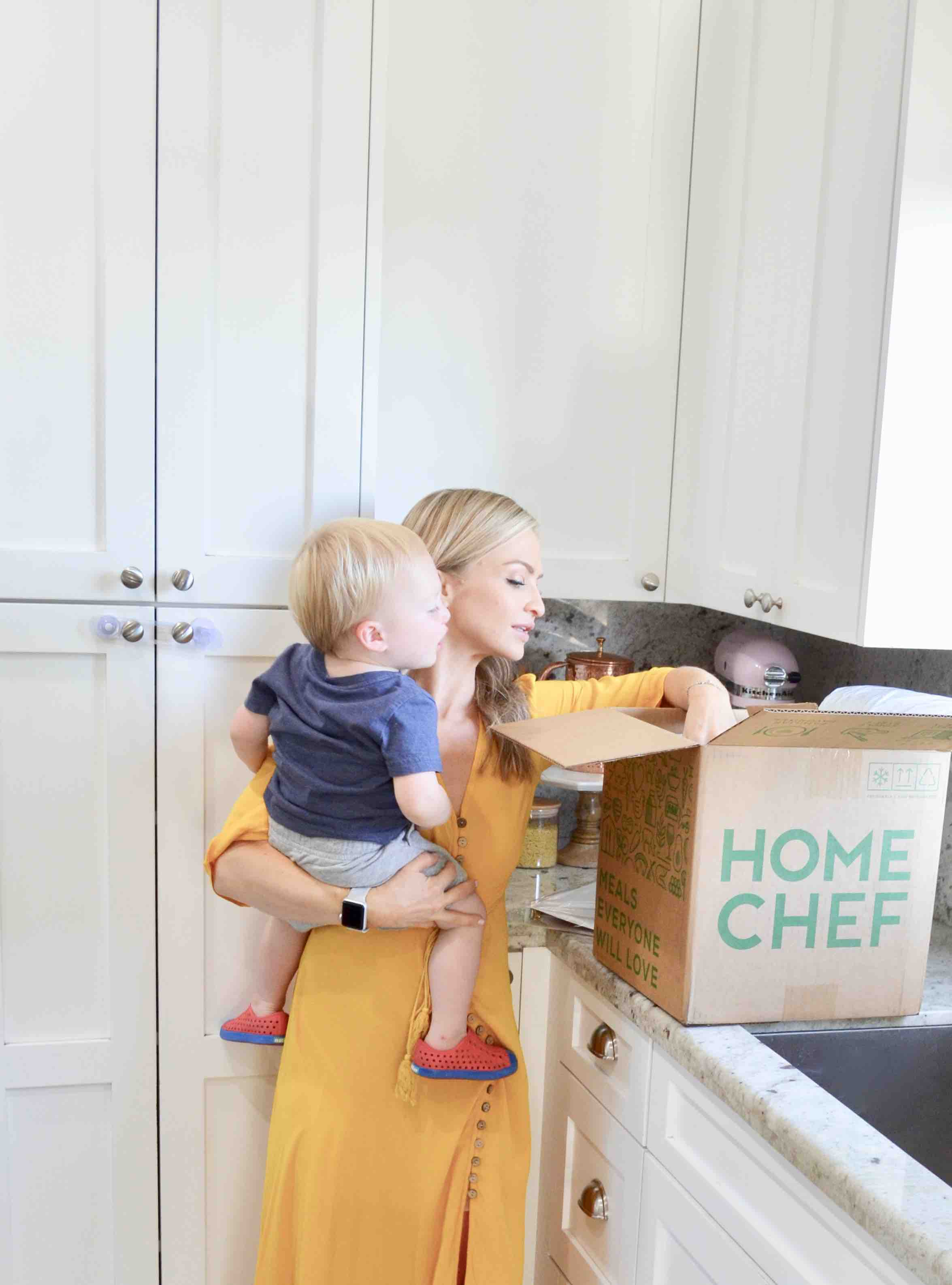 Cooking at home with Home Chef + Day 3 of Giveaways — From Scratch