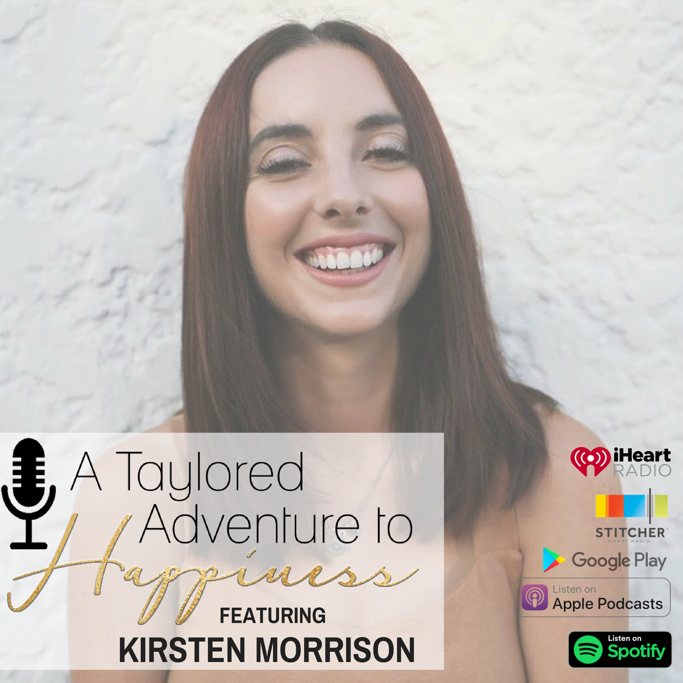 A taylored adventure to happiness kirsten morrison