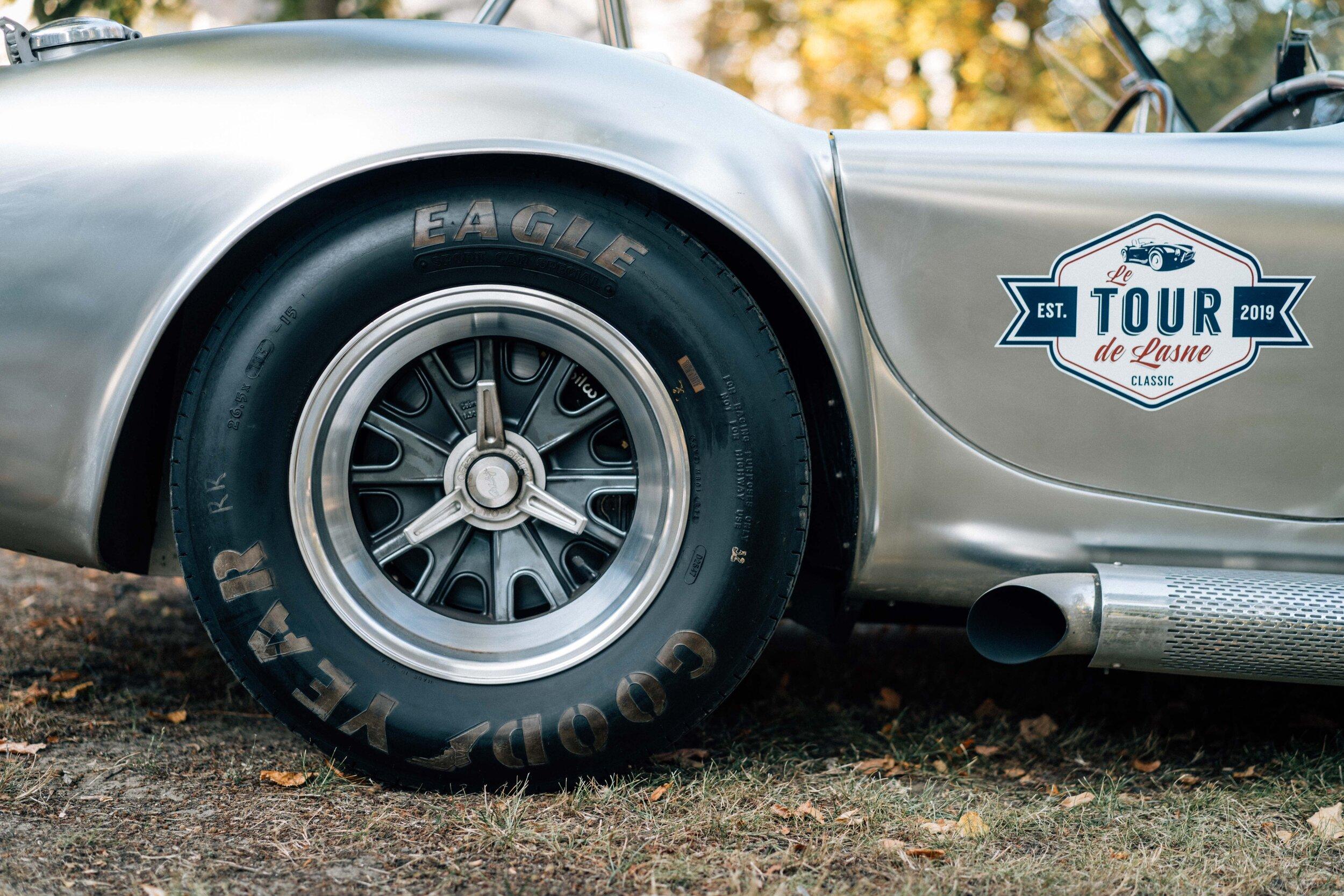 Le Tour de Lasne - A vintage cars rally - 1st edition