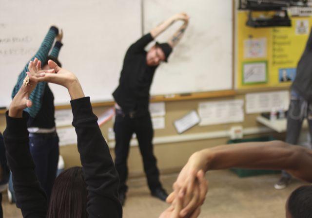 DeWolf Teacher Stretching.jpg