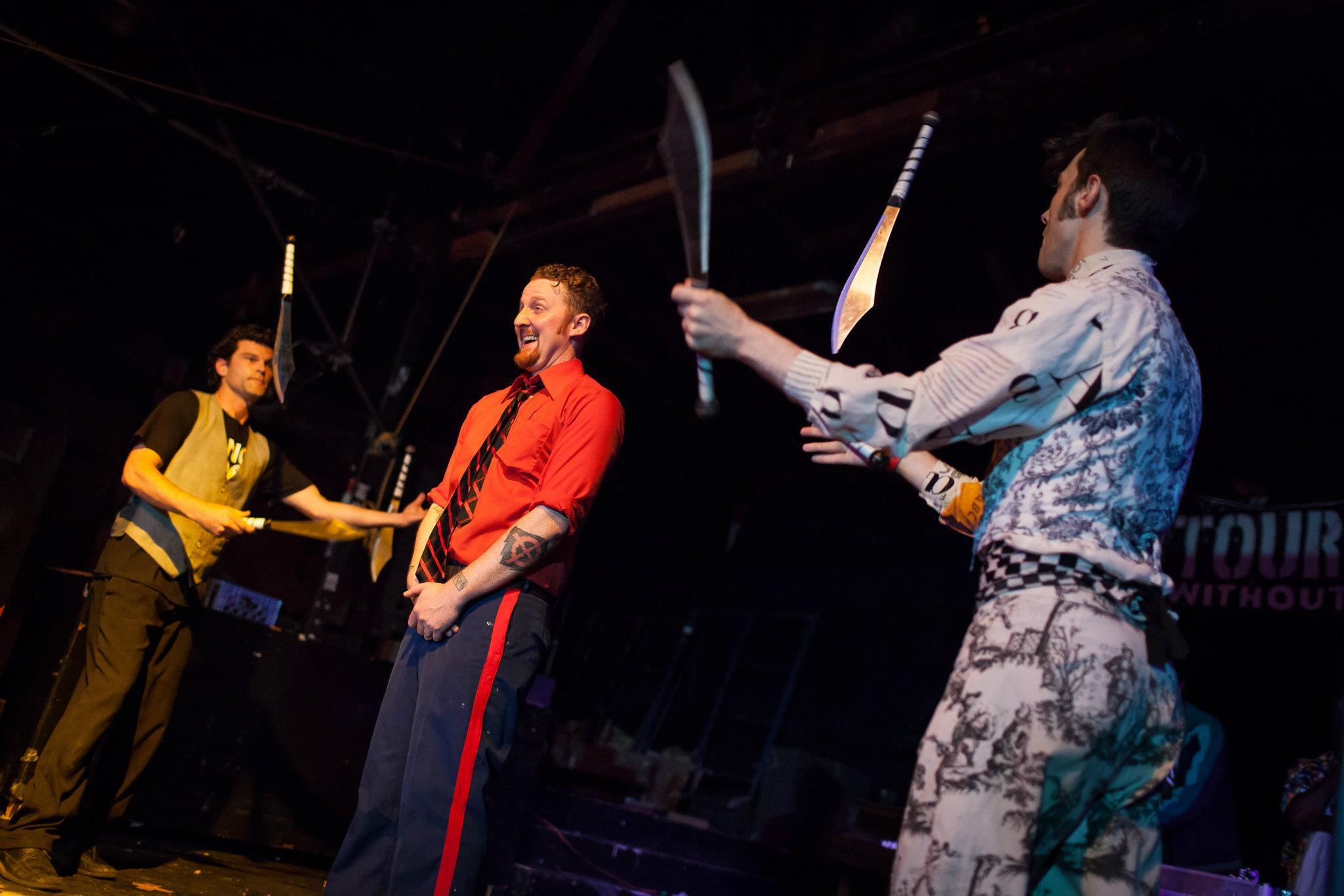 DeWolf and Knife Jugglers.jpg