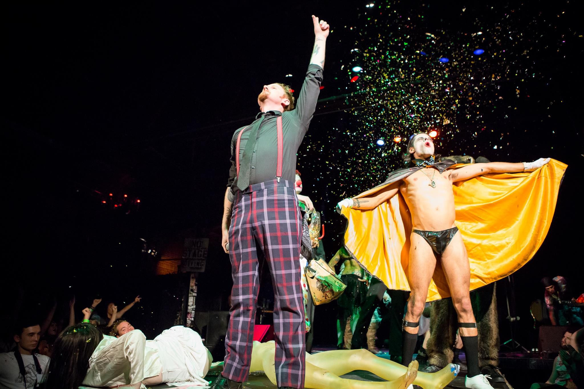 DeWolf and Xzist Onstage.jpg