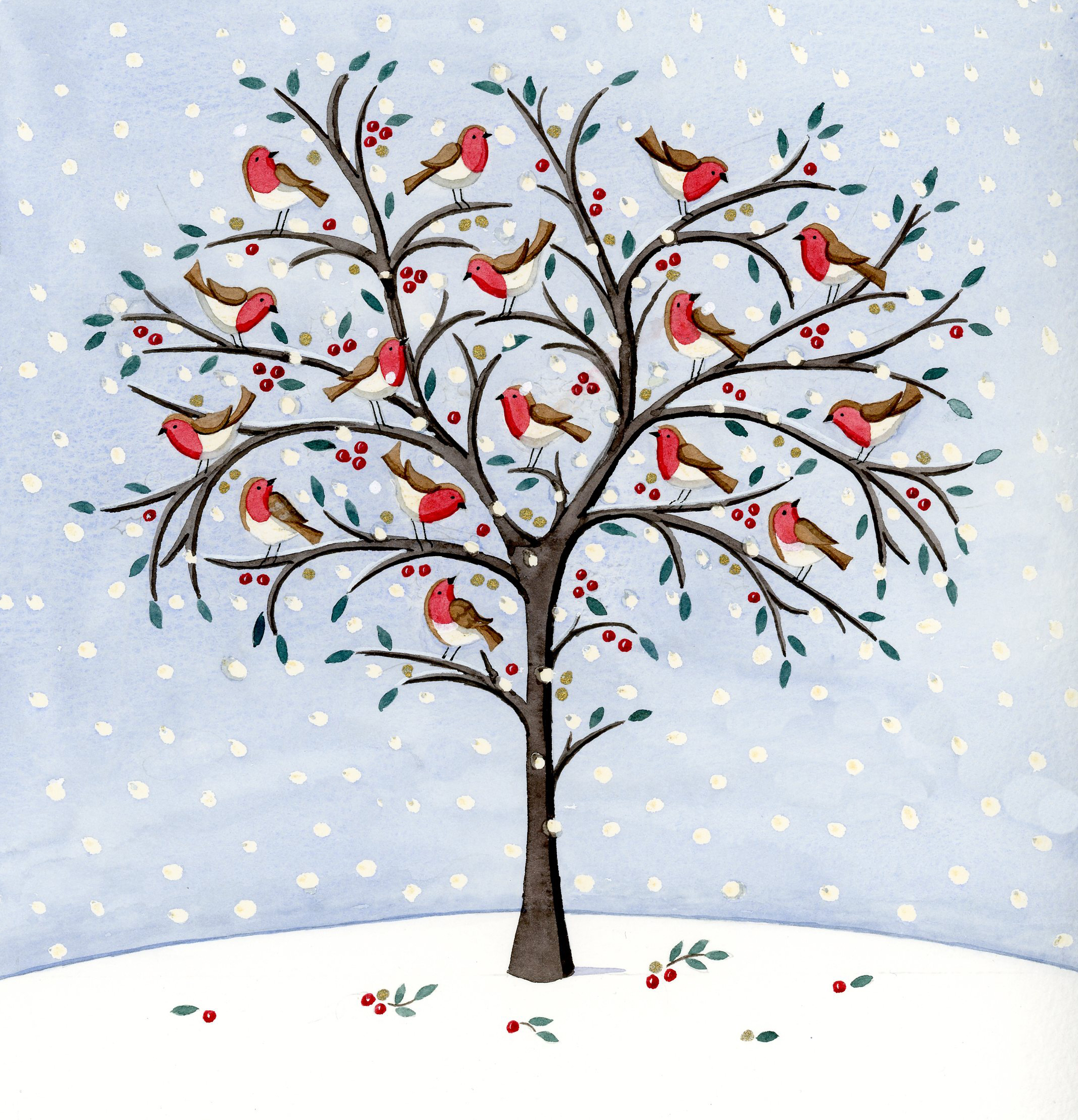 Tree of Robins
