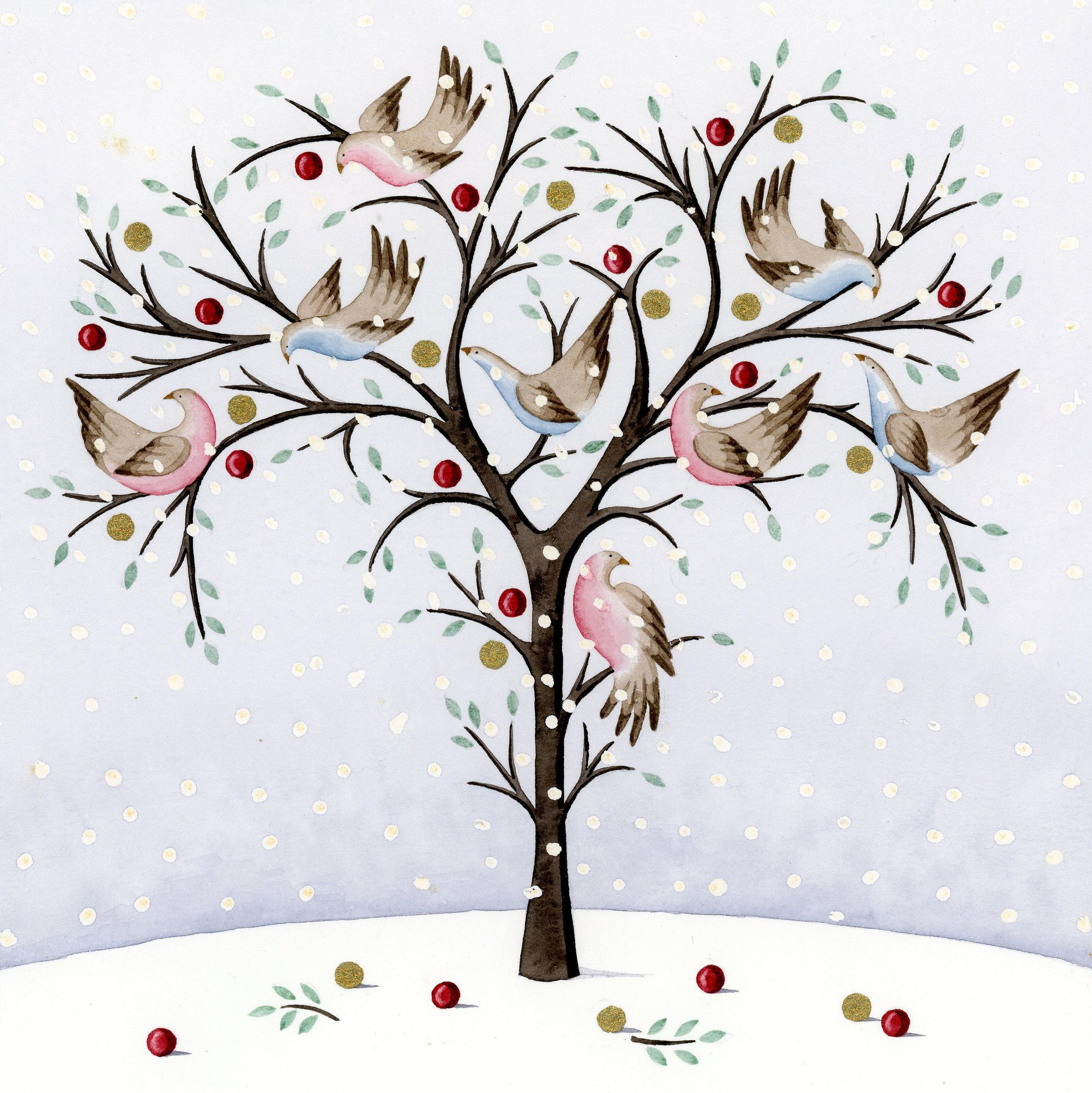 Tree of Doves