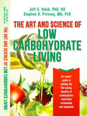 the art and science of low-carb living (2011) - Dr. Jeff S. Volek & RD. Stephen D. Phinney